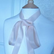 Ballet Pointe shoe ribbon